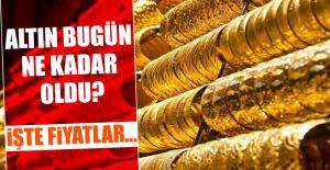 10 Nisan Altın Fiyatları