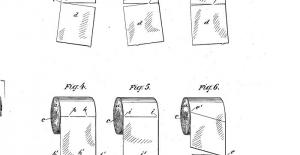 124 Yıllık Patent, Tuvalet Kağıdının Doğru Takılma Yönünü Ortaya Çıkardı