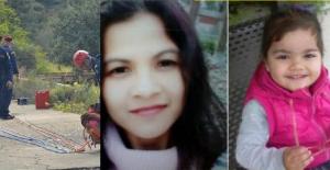 2018 Yılında Ortadan Kaybolan Anne ve 6 Yaşındaki Kızının Katili Rum Subay Çıktı