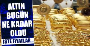 24 Nisan Altın Fiyatları
