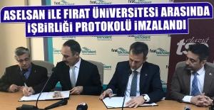 ASELSAN İle Fırat Üniversitesi Arasında İşbirliği Protokolü İmzalandı