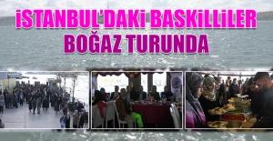 İstanbul'daki Baskilliler, Boğaz Turunda