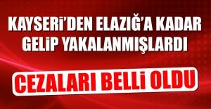 Kayseri#039;den Elazığ#039;a Kadar...
