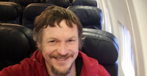 Litvanya'dan İtalya'ya Uçakla Tek Başına Yolculuk Yapan Şanslı Adam