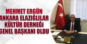 Mehmet Ergün Ankara Elazığlılar...