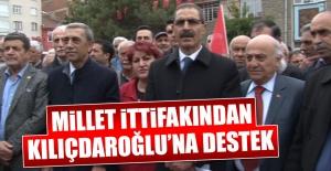 Millet İttifakından Kılıçdaroğluna...