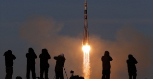 Rusya'nın İnsanlı Uzay Uçuşları İçin Ürettiği Soyuz-5 Roketi'nin Fırlatılacağı Tarih Belli Oldu