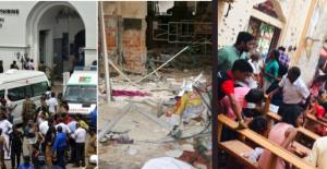 Sri Lanka'da Patlama! 185 Ölü, 500'den Fazla Yaralı