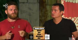 Survivor'da Anlat Bakalım Oyunu Acun Ilıcalı'yı Çileden Çıkardı