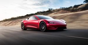 Tesla Roadster'in 0-100 KM Hıza 1.9 Saniyede Nasıl Ulaştığını Gösteren Paylaşım