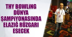 THY Bowling Dünya Şampiyonasında Elazığ Rüzgarı Esecek