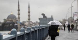 Türkiye yeni haftaya yağmurla başlıyor