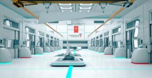 Uçak Ve Helikopterlerin Yapısal Parçaları Ankara'da Üretilecek