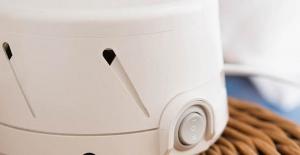 Uyumakta Zorluk Çekenler İçin Geliştirilen Cihaz: Beyaz Gürültü Makinesi