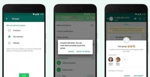 WhatsApp, 'Gelse de Kurtulsak' Dediğimiz Grup Davetiyesi Özelliğini Duyurdu
