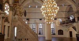 """4 asırlık """"Hisar Camii"""" ramazanda ibadete açılacak"""