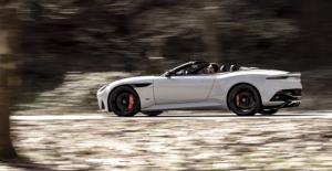 Aston Martin'in En Hızlı Üstü Açık Modeli Tanıtıldı