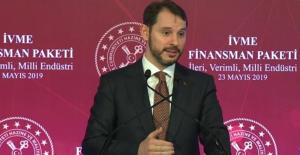Bakan Albayrak İVME Finans Paketi'ni Açıkladı