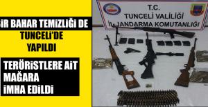 Bir Bahar Temizliği de Tunceli'de Yapıldı