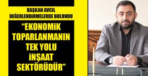 EKONOMİK TOPARLANMANIN TEK YOLU...