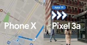 Google, Pixel a3 Reklamında Bir Kez Daha Apple'ı Ti'ye Aldı