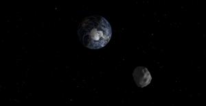NASA asteroid savunma sistemini 2022'de test edecek