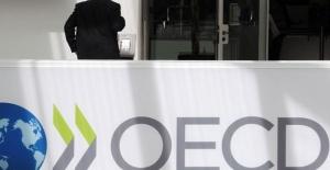OECD 2019 için küresel ekonomik büyüme tahminini 3,2'ye çekti