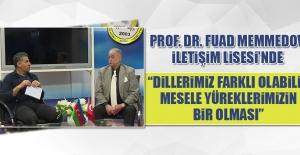 Prof. Dr. Fuad Memmedov İletişim Lisesi'nde