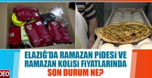 Ramazan Pidesi ve Ramazan Kolisi Fiyatlarında Son Durum Ne?