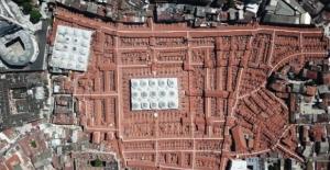 Tarihi Kapalı Çarşı'nın çatısı ve altyapısı tamamlandı