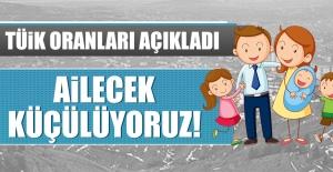 TÜİK Elazığ'ın Aile Oranlarını Açıkladı