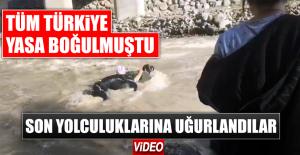 Tüm Türkiye Yasa Boğulmuştu