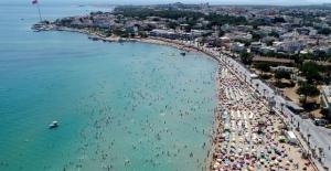 Turizmin başkenti nisanda yaklaşık 1 milyon turist ağırladı
