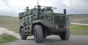 Zırhlı kara aracı Ateş için seri üretime geçildi