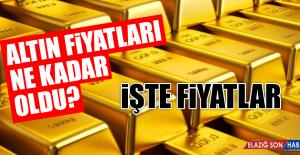 16 Haziran Altın Fiyatı
