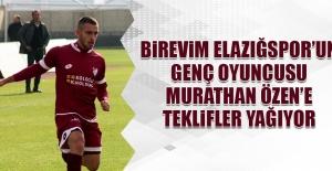 Birevim Elazığspor'un Genç Oyuncusu Murathan'a Teklifler Yağıyor
