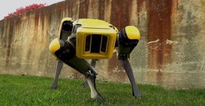 Boston Dynamics'in Robot Köpeği Satışa Sunuluyor