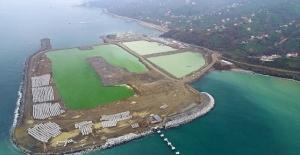 Denize inşa edilen ikinci havalimanı 2020 yılı sonunda açılıyor
