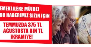 Emeklilere Müjde!Bu Haberimiz Sizin İçin?