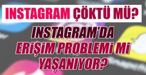 Instagram'da Erişim Problemi Mi Yaşanıyor?