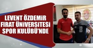 Levent Özdemir Fırat Üniversitesi SK'de