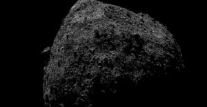 NASA gök taşı Bennu'yu daha net görüntüledi