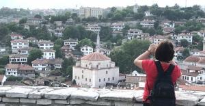 Safranbolu 5 günde yaklaşık 75 bin turist ağırladı