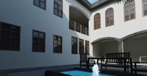 Tarihi Sur'da konuklar butik otellerde ağırlanacak