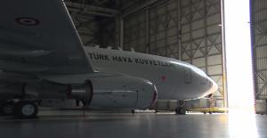 Türkiye'nin havadaki gözü: Barış Kartalı