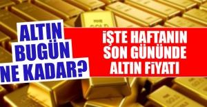 19 Temmuz'da Altın Fiyatları Ne Kadar Oldu?