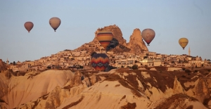 2019 yılının Kapadokya'da zirve yıl olması bekleniyor