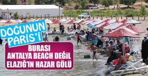 Burası Antalya Beach Değil Elazığın...