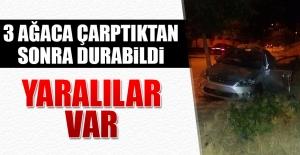Cumhuriyet Mahallesi'nde Feci Trafik Kazası