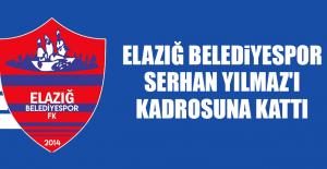 Elazığ Belediyespor, Serhan Yılmaz'ı Kadrosuna Kattı